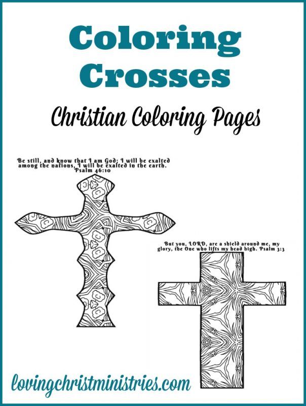 These coloring crosses give your retreat ladies a chance to quiet their minds and reflect on their hope in Christ. Your purchase gives you full rights to make as many copies as needed.