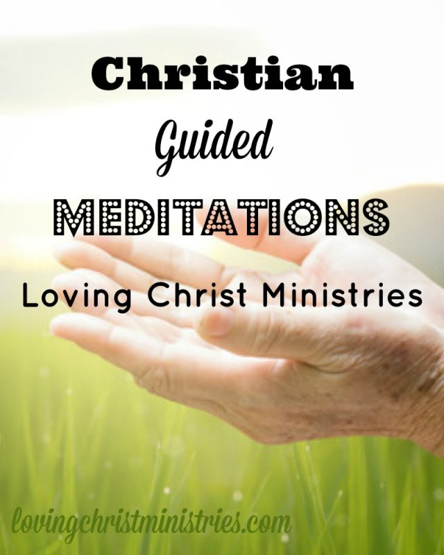Need to focus on your faith? These Christian guided meditations will strengthen your connection to and relationship with Jesus Christ to make any day great.
