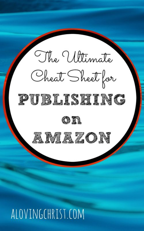 Publishing on Amazon helps writers build credibility and reach a huge potential readership. Use this cheat sheet for quick reference on how to get started.