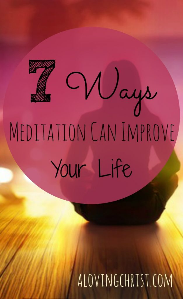 Meditation can improve your life in so many ways. Check out these benefits. You may find what you've been missing as far as peace and connection with God.